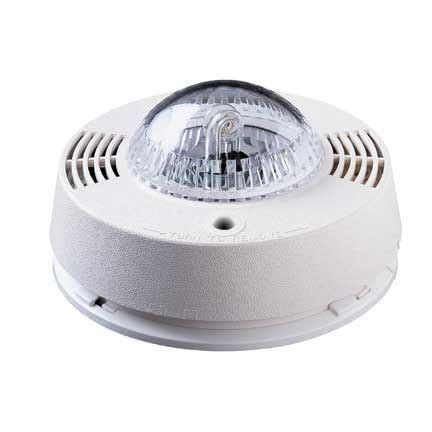 strobe light smoke alarms brk electronics first alert sc7010b photoelectric smoke co