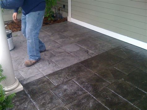 sealing sted concrete patio products icamblog