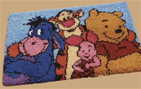 Disney Eeyore Latch Hook Rug Kit - 17 best ideas about latch hook rugs on rug