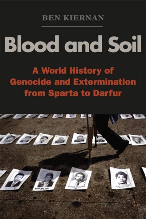 blood and soil a blood and soil by ben kiernan yale university press