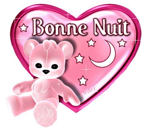 bonne nuit et coeur