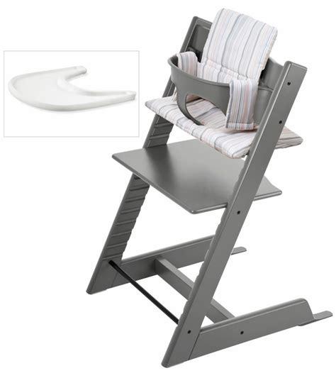 trip trap stuhl stokke stokke tripp trapp bundle grey soft stripe