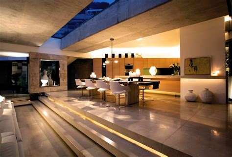Living Room Restaurant Johannesburg World Of Architecture Amazing Mansion House By Saota