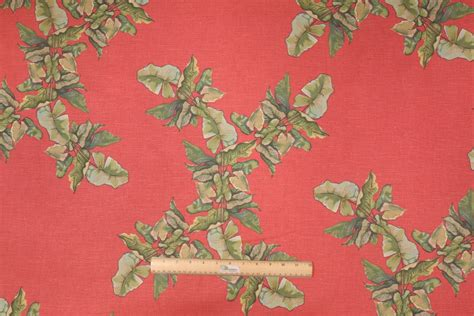 tropical drapery fabric tropical fabrics and wallcoverings by talin pineapple