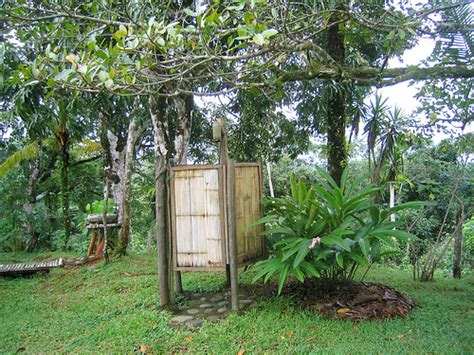 diy outdoor bathroom diy outdoor shower root simple