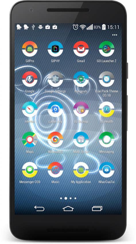 theme pokemon apk pok 233 icon pack theme pokemon download apk for android