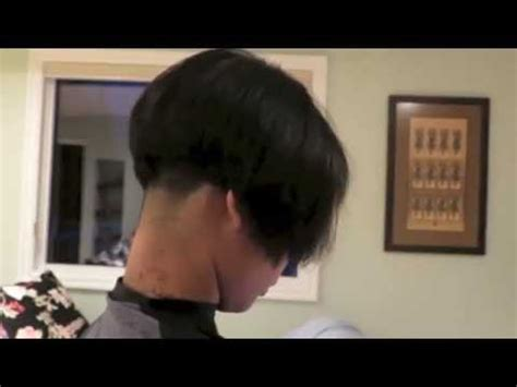 curly hair bobs with buzzed napes clippered nape new bob cut shorter and shorter bob