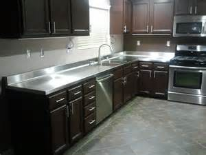 Kitchens With Stainless Steel Countertops by Remarkable Fab Wright Inc 714 554 5544 2560 X 1920