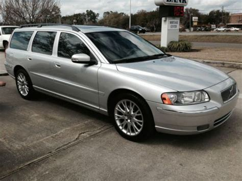 volvo station wagon 2007 buy used 2007 volvo v70 2 5 l turbo station wagon in