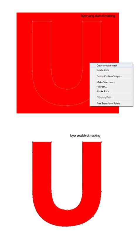 tutorial vector mask photoshop tutorial menggunakan pen tool pada photoshop grafisia