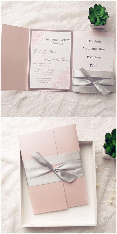 pocket wedding invitation packages top 10 pocket wedding invitation kits for 2015 elegantweddinginvites