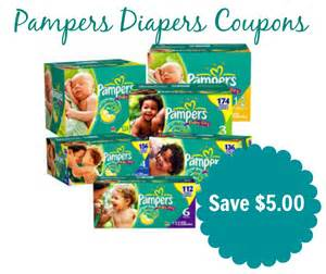 newborn diaper coupons printable pers diapers coupons