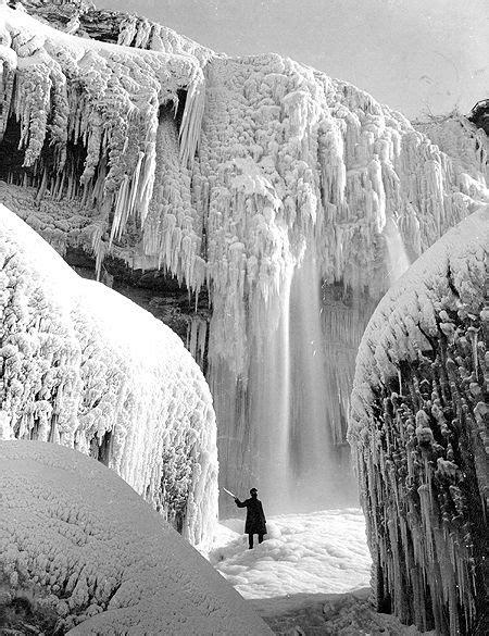 niagara falls freeze buffalo