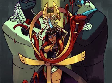 Gamis Ellisa skullgirls coming to ios android scitech gma news