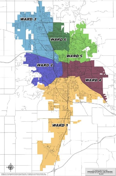 houston map by wards 2011 rochester city council rneighbors