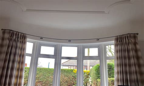 curtain pole for bay window uk curved curtain pole bay window 28 images bay window