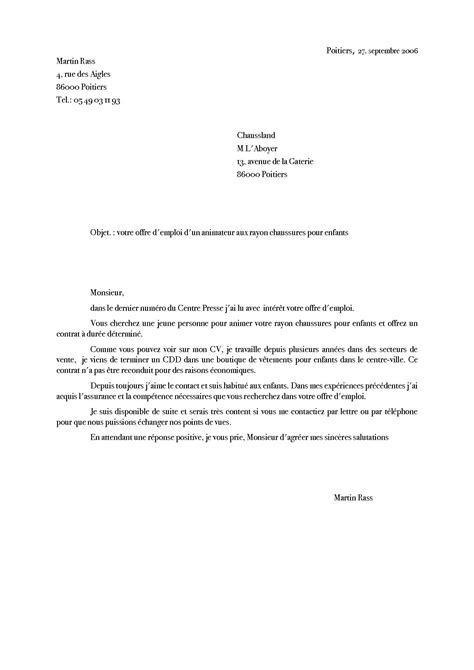 Lettre De Motivation Barman Expérimenté Venir Travailler En Come To Work In Apprends Le Fran 231 Ais Avec La Poule Qui