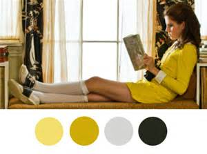wes color palette style inspo suzy bishop from moonrise kingdom the moon