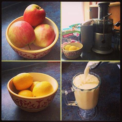 Burn Detox Juice by Detox Juice Two Lemons And Three Apples Lemons Detoxify