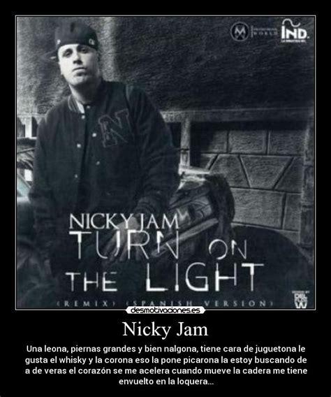 imagenes con frases de amor de nicky jam nicky jam desmotivaciones