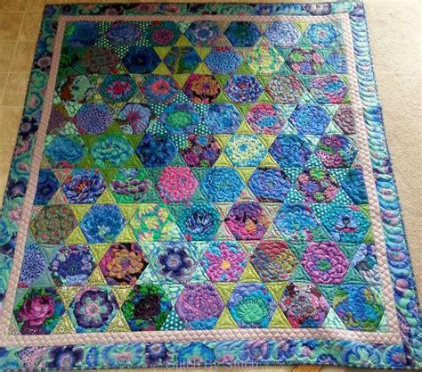 Stitch Quilts by Kaffe Fassett Class Stitch By Stitch Custom Quilting