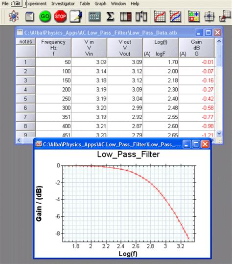 low pass filter using capacitor and inductor screenshots disk3