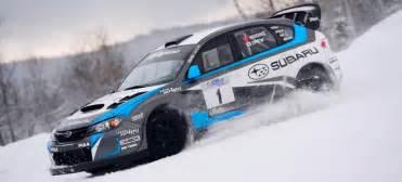 Subaru Racing Cars Driving Subaru S Wrx Sti Rally Car Will Melt Every Part Of
