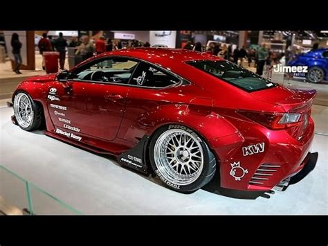lexus rcf widebody wide 15 lexus rcf rcf 350 sport at chicago auto