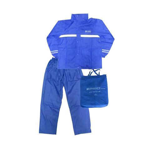 Harga Jas Hujan Merk Axio jual axio biru tosca jas hujan harga kualitas