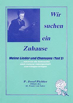 wir suchen ein zuhause www pichler lieder at