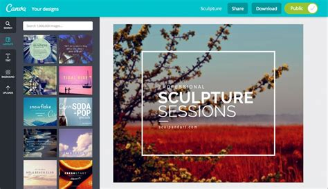 canva typography introducing a new way to share and discover amazing design