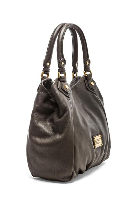 Bag Marc by Lyst Marc By Marc Classic Q Fran Bag In Gray