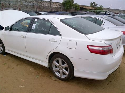 2007 Toyota Camry Sport by Abuja Tokunbo Toyota Camry 2007 Sports Edition Sold Sold