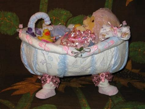 diaper cake bathtub diaper cake instructions diaperzoo com baby showers