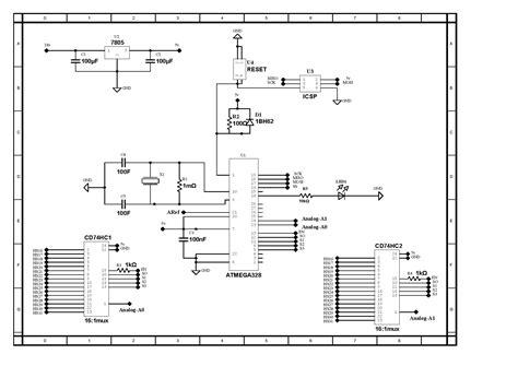 atmega328p pu pin diagram arduino uno pinout schematic arduino pinout diagram
