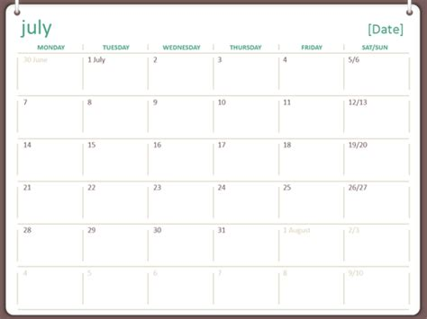 2014 2015 academic calendar july june office templates