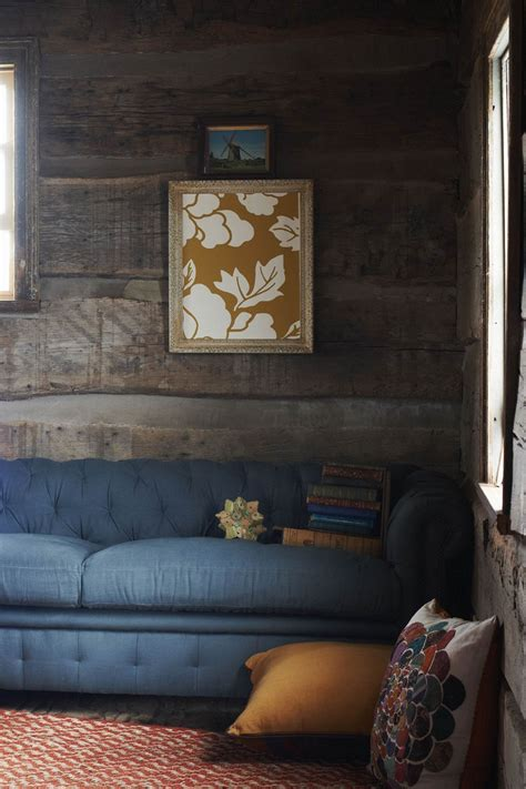 anthropologie home decor anthropologie home decor blue couch wood paneling for