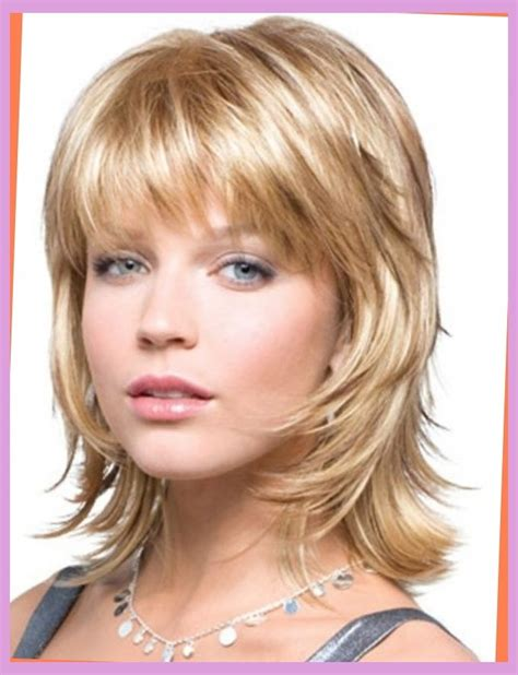 Medium Length Shag Hairstyles by Shag Haircuts For 50 Shag Hairstyles