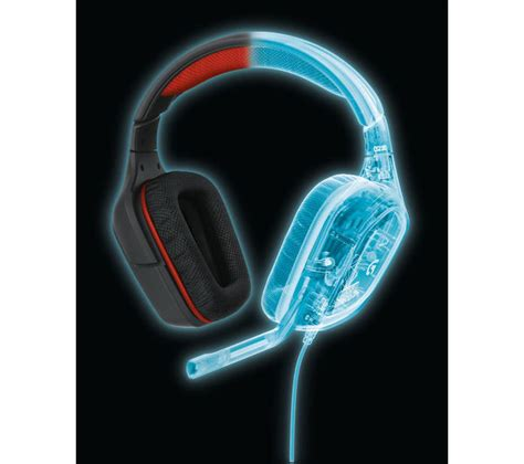 G230 Stereo Gaming Headset buy logitech g230 stereo gaming headset free delivery currys
