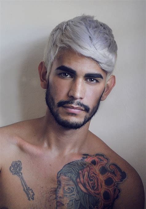 the best hairstyles for grey hair by malestandard com