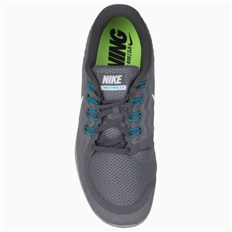 Nike Performance Free 5 0 888 by Nike Free 5 0 S Shoes Cool Grey Platinum