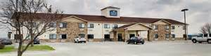 cobblestone inn and suites in fort dodge iowa hotel