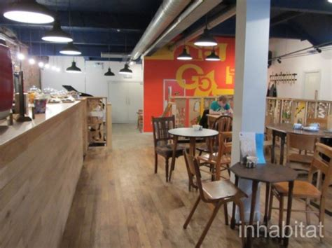 art design jobs scotland the glad cafe in glasgow is overflowing with great green