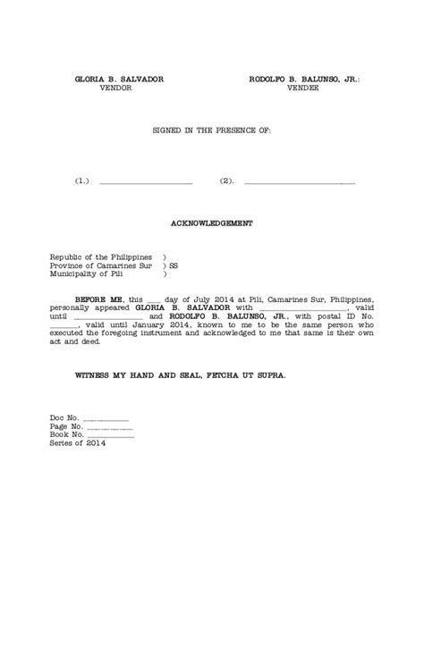 Sle Of Bank Guarantee Letter Philippines sle waiver letter for bank guarantee