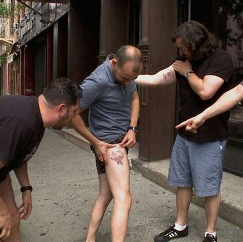 sal impractical jokers tattoo best 176 impractical jokers