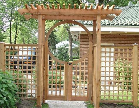 Garden Arbor Gate Designs 25 Best Ideas About Arbor Gate On Yard Gates