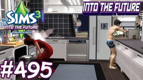 the future let s play die sims 3 into the future 495 das kochduell die sims 3