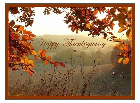 Happy Thanksgiving by Wallpaper World Happy Thanksgiving