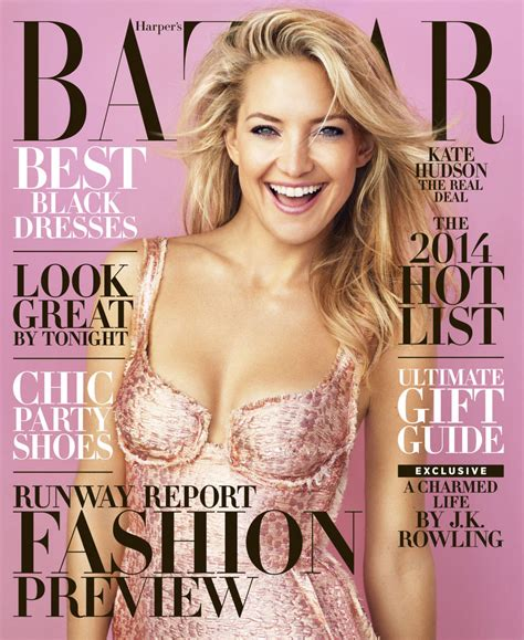 Is Cover Of Harpers Bazaar by Kate Hudson Harpers Bazaar Magazine 06 Gotceleb