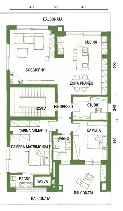 pianta casa 120 mq cambio di immagine per la casa di 120 mq all ultimo piano